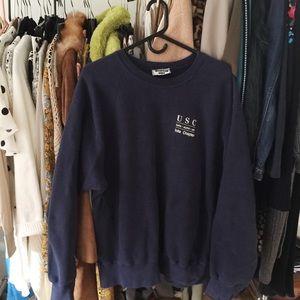 USC vintage sweater